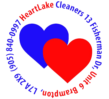Heartlake Cleaners's Logo
